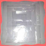 PE지퍼백 25x25cm(두께 0.05) 비닐봉투 비닐포장봉투