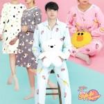 [다사와] 수면바지/캐릭터수면바지/겨울홈웨어/잠옷/
