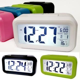 스마트 센서 탁상시계 알람시계 전자시계 디지털시계