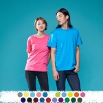 [티티뱅크/단체복 전문]20수/30수 라운드 반팔(아동/성인)/공장직영