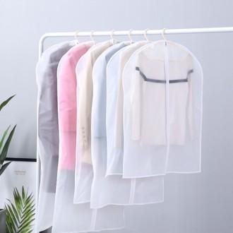 핑크돼지 PEVA습기옷커버4siz/옷커버/방수커버/옷걸이