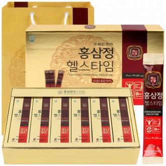 내고향 의성흑마늘홍삼진액(60mlx30포)흑마늘/흑마늘