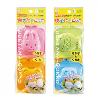 일본 계란 모형틀/모양틀(삶은 계란 성형틀 2p세트)