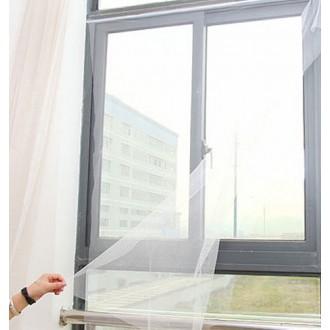 [마이도매]DIY 창문모기장/벨크로방식 뗏다붙였다 방