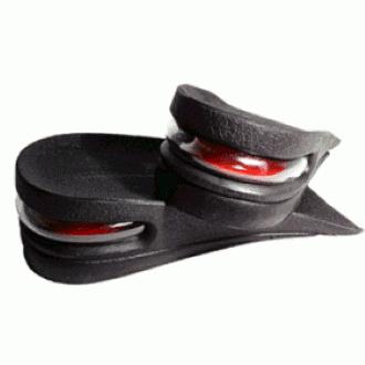 국산*2단5Cm뒷굽반깔창(블랙.화이트)우레탄키높이깔창