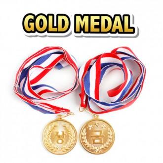 2000 칭찬 금메달