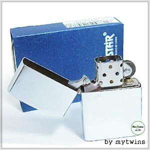 스타정품 ZIPPO 지포라이터 세트판매 라이타 민자실버