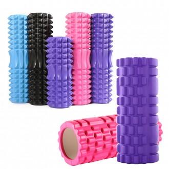 봄상품/종아리/종아리알/요가/허벅지/EVA 입체 폼롤러