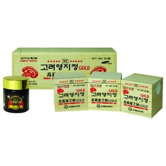 특가] 고려영지정골드(목함)120g×3병(360g) 선물/설