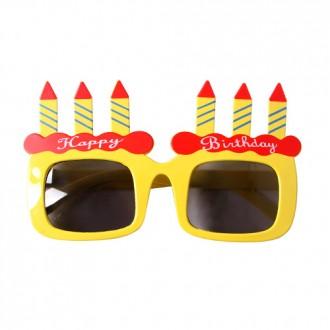 [초특가] 생일케이크 생일축하 생일파티 안경 선글라