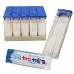 이쑤시개 휴대용이쑤시개 치간칫솔 요지 판촉물 인쇄