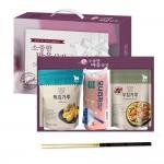 맛있는 요리상자 참부침가루+참튀김가루 명절선물세트