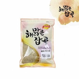(해맑은 잡곡 현미 1kg)국내산 햅쌀 국산 혼합곡 쌀