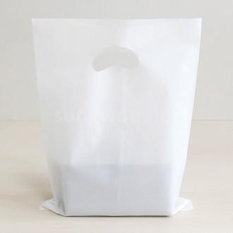 비닐봉투 백색무지 링봉투 비닐쇼핑백 비닐가방