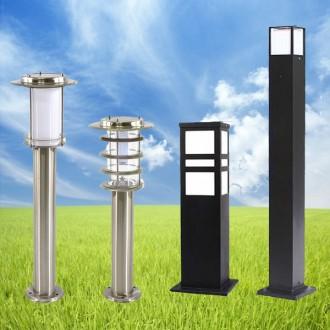 [나눔]전기 정원등 가로등 태양광 실외등 LED 문주등