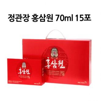 정관장 홍삼원 70ml 15포