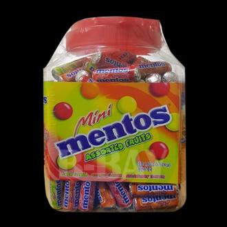 미니 멘토스 과일맛 1600g (대용량) - 약160개입