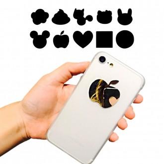 [착한가게] 거울 스티커/스티커 거울/미니거울/손거울