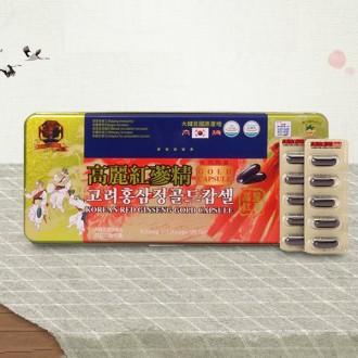 [도매최저가]고려홍삼골드캡슐 RedGinsengGoldCapsule
