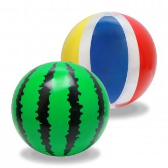 색동수박비치볼/수박비치볼/색동비치볼/비치볼