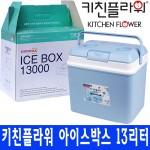 국산 13L 아이스박스/피크닉/쿨러백/판촉/선물/홍보/