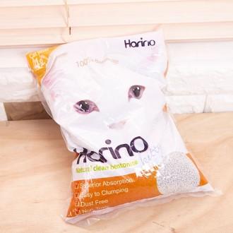 [도매콜]하리노 고양이 모래 4L/고양이이동장/고양이