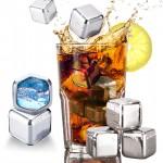 6p/녹지않는얼음/아이스큐브/스테인레스얼음/스텐얼음
