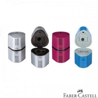 FABERCASTEL 파버카스텔 트리오연필깎이2가지색