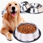 [백상]스텐 애견식기/개밥그릇/고양이식기/스텐식기