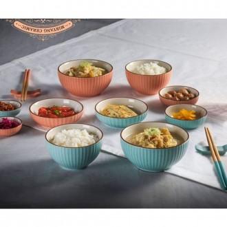 겐지아 14p 그릇세트 접시 홈세트 공기 대접 밥그릇