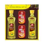 명절 오뚜기 햄 기름 선물세트 (쇼핑백증정)