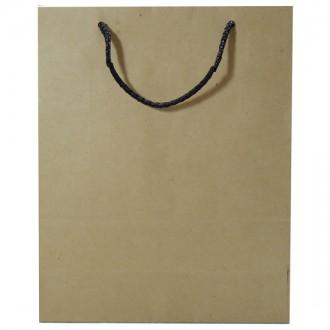 20x25x10cm 종이쇼핑백 알뜰지4호 4절-소형/무지