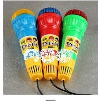 꼬 에코마이크/장난감마이크/울림마이크