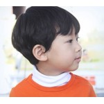 [마이도매]국산 목만있는 목폴라/아동목폴라/면목폴라