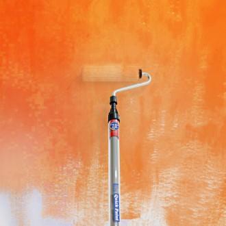 반자동 퀵 페인트 롤러