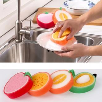 과일수세미 4종 설거지/설겆이/수세미/주방용품
