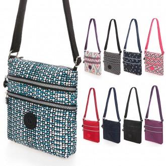 839N 캐쥬얼 크로스백 & 남녀공용 여행 보조가방