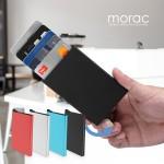 [해브잇올] 자동 슬라이드 카드지갑 / 5컬러