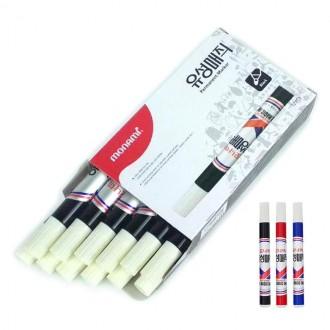 유성매직 모나미 유성매직 3색/유성펜 매직 마카