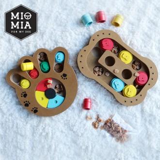 (D)[미오미아] 강아지 지능개발 노즈워크 장난감 2종