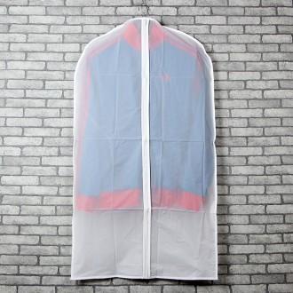 3p PEVA원단 지퍼식 옷커버(105cmx60cm)