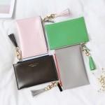 1601 삼색 배색 카드지갑/카드지갑/폰케이스/동전지갑