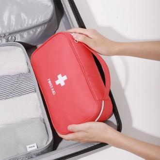 911 휴대용 응급 처치 파우치/상비약/구급상자/반창고