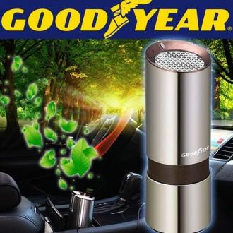 굿이어 GOOD YEAR 차량용 공기청정기 시가잭공기청정