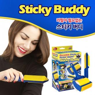스티키버디/물로 씻는 먼지제거기/옷/찍찍이/청소용품