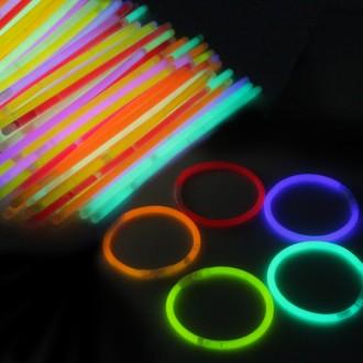 야광팔찌100개입(5mm)/야광스틱/야광팔찌/야광용품