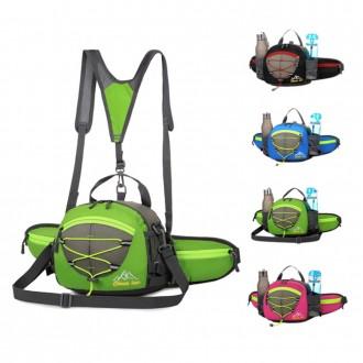힙색 등산가방 자전거백팩 소풍가방 허리가방 허리쌕