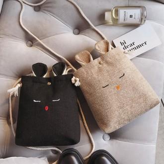 파우치유통1위기업 * 토끼 크로스백 가방