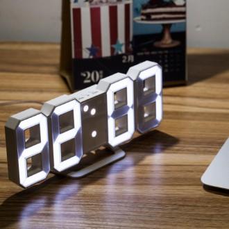3D 무소음 LED 시계 인테리어 벽시계