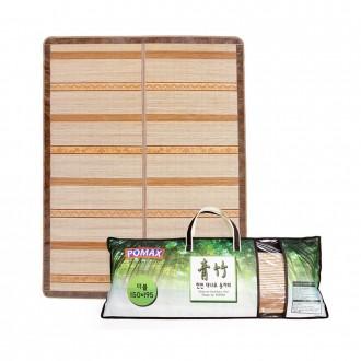 포맥스 프리미엄 청죽 대나무 돗자리(싱글 90x183)